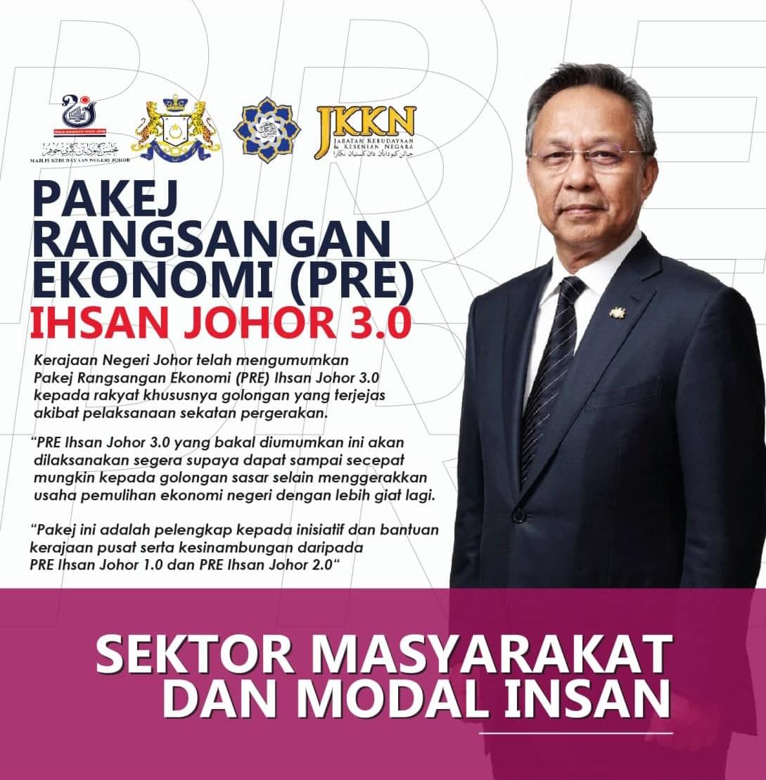 Pakej Rangsangan Ekonomi Pre Ihsan Johor 3 0 Yayasan Warisan Johor
